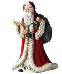 Father Christmas HN5040 - Royal Doulton Figurine