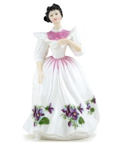 February HN2703 - Royal Doulton Figurine