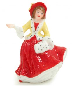 Festive Joy M224 - Royal Doulton Figurine