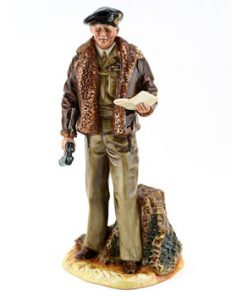 Field Marshall Montgomery HN3405 - Royal Doulton Figurine