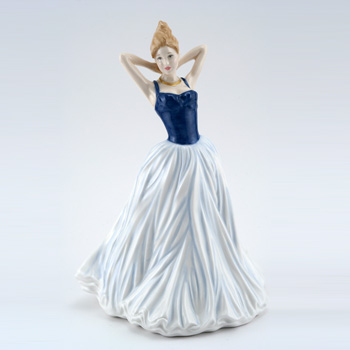 Finishing Touch HN4329 - Royal Doulton Figurine