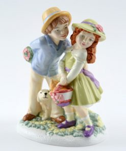 First Love CH7 - Royal Doulton Figurine