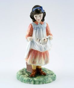 First Outing HN3377 - Royal Doulton Figurine