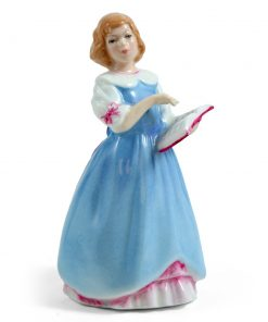 First Recital HN3652 - Royal Doulton Figurine