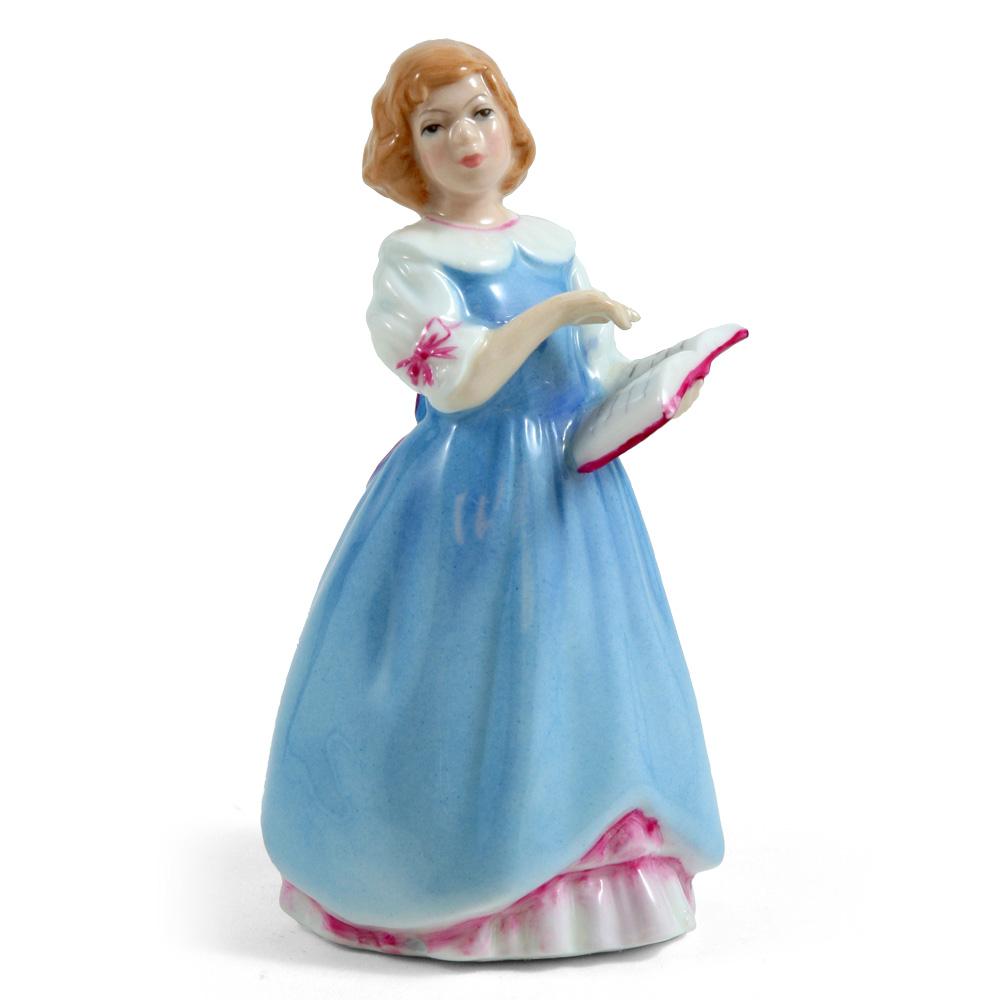First Recital HN3652 - Royal Doulton Figurine