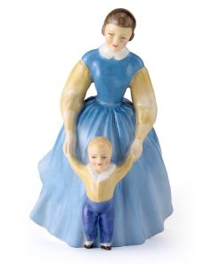 First Steps HN2242 - Royal Doulton Figurine