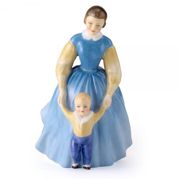 First Steps HN2242 - Royal Doulton Figurine