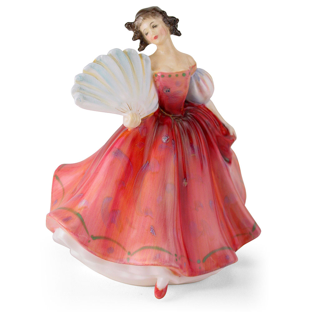 First Waltz HN2862 - Royal Doulton Figurine