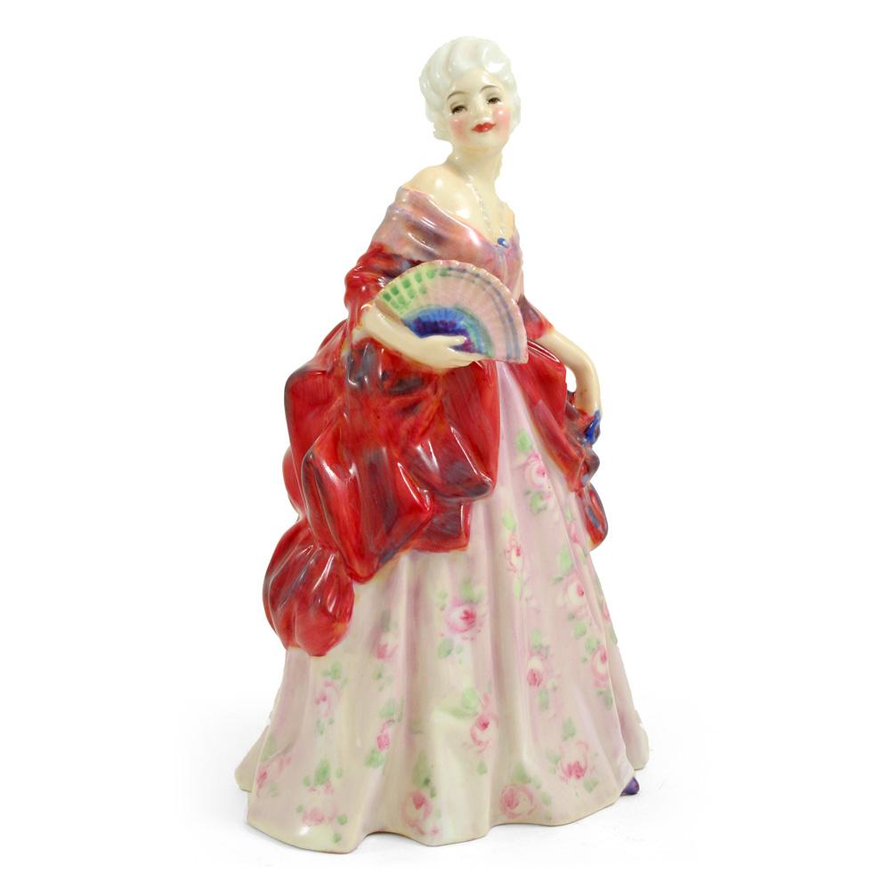 Fleurette HN1587 - Royal Doulton Figurine