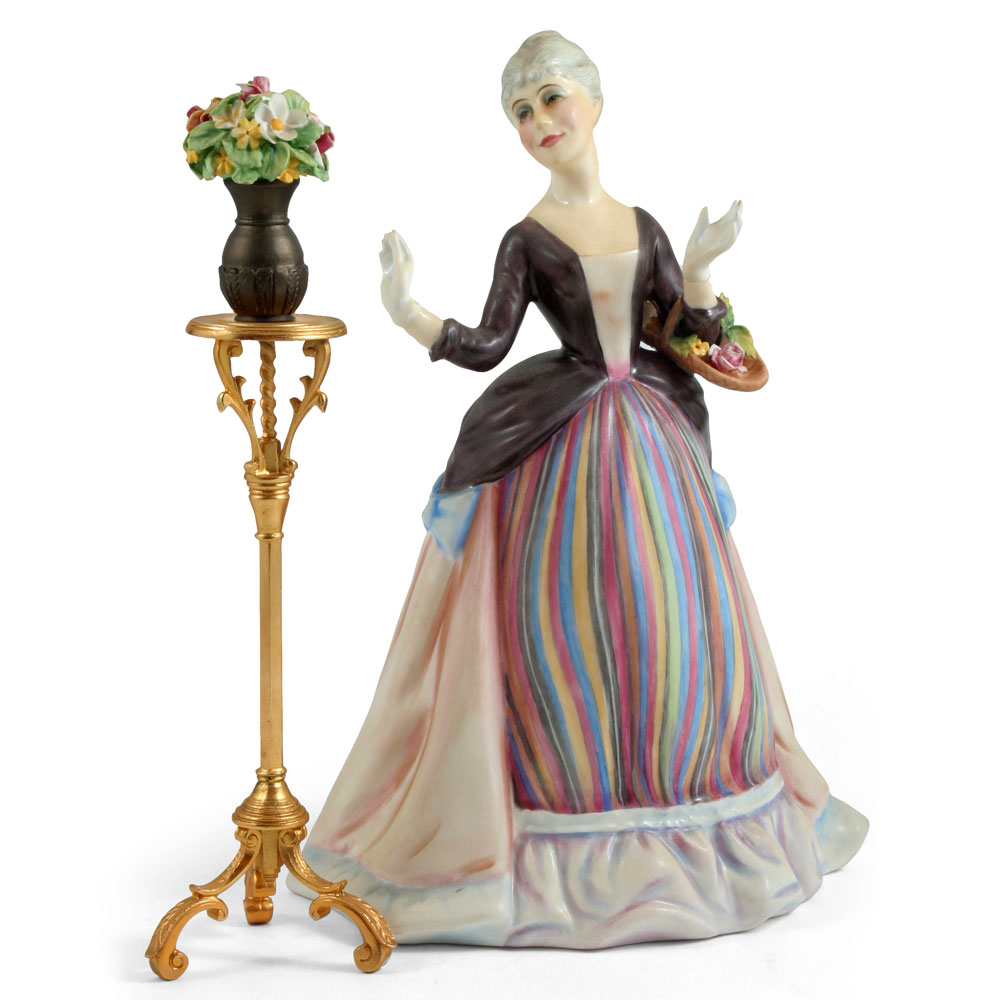 Flower Arranging HN3040 - Royal Doulton Figurine