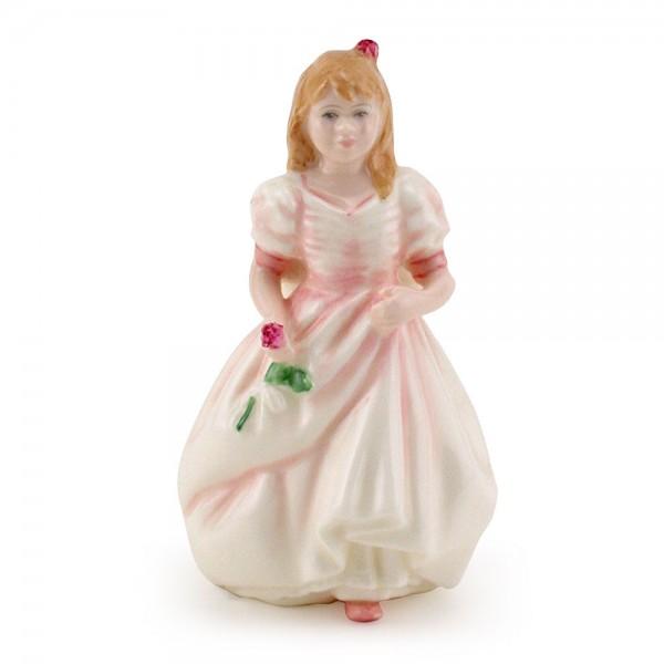 Flower Girl HN3602 - Royal Doulton Figurine