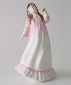 Flowers for Mother HN3454 - Royal Doulton Figurine