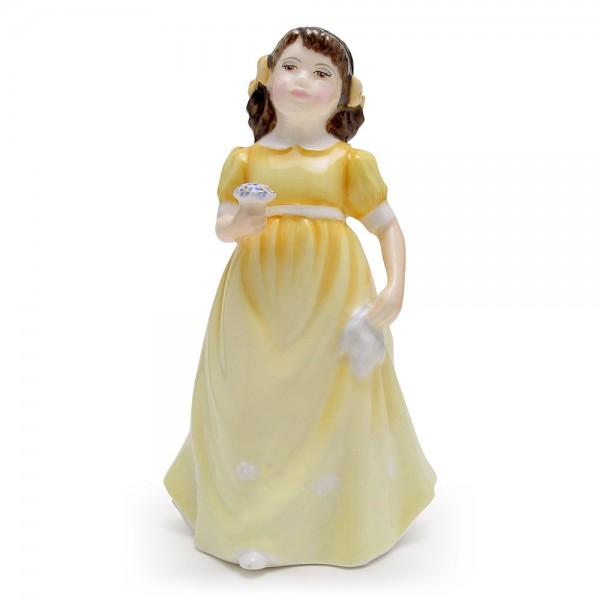 Flowers for You HN3889 - Royal Doulton Figurine