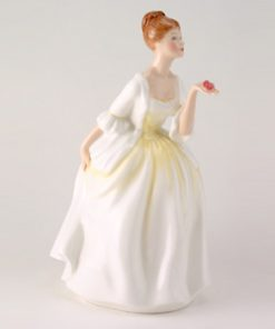 Flowers of Love HN2460 - Royal Doulton Figurine