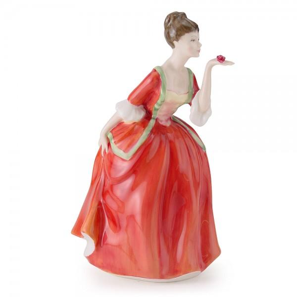 Flowers of Love HN3970 - Royal Doulton Figurine