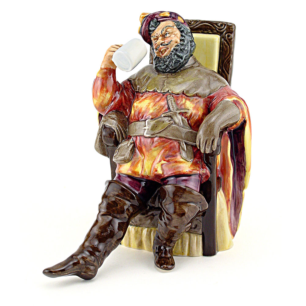 Foaming Quart HN2162 - Royal Doulton Figurine