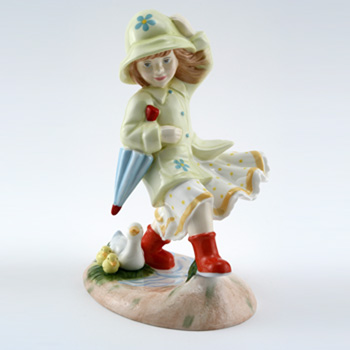 Follow Me CH10 - Royal Doulton Figurine