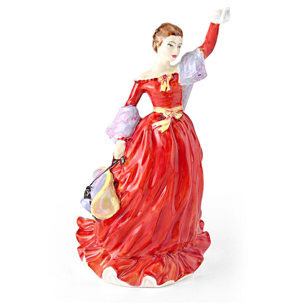 Fond Farewell HN3815 - Royal Doulton Figurine