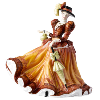 Forever Autumn HN5108 - Royal Doulton Figurine