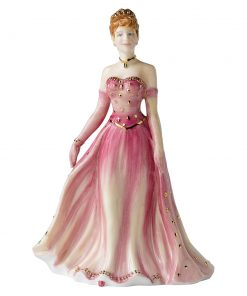 Forever Yours HN5457  - Royal Doulton Petite Figurine
