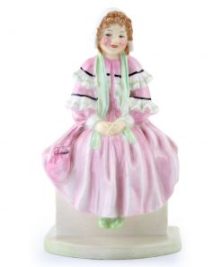 Forget Me Not HN1812 - Royal Doulton Figurine