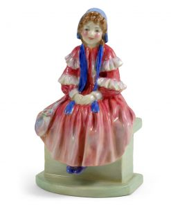 Forget Me Not HN1813 - Royal Doulton Figurine