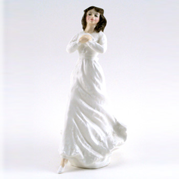Forget Me Not HN3388 - Royal Doulton Figurine