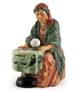 Fortune Teller HN2159 - Royal Doulton Figurine