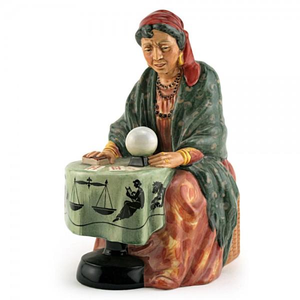 Fortune Teller HN2159 - Royal Doulton Figurine