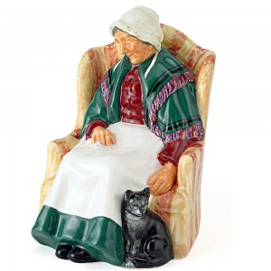 Forty Winks HN1974 - Royal Doulton Figurine