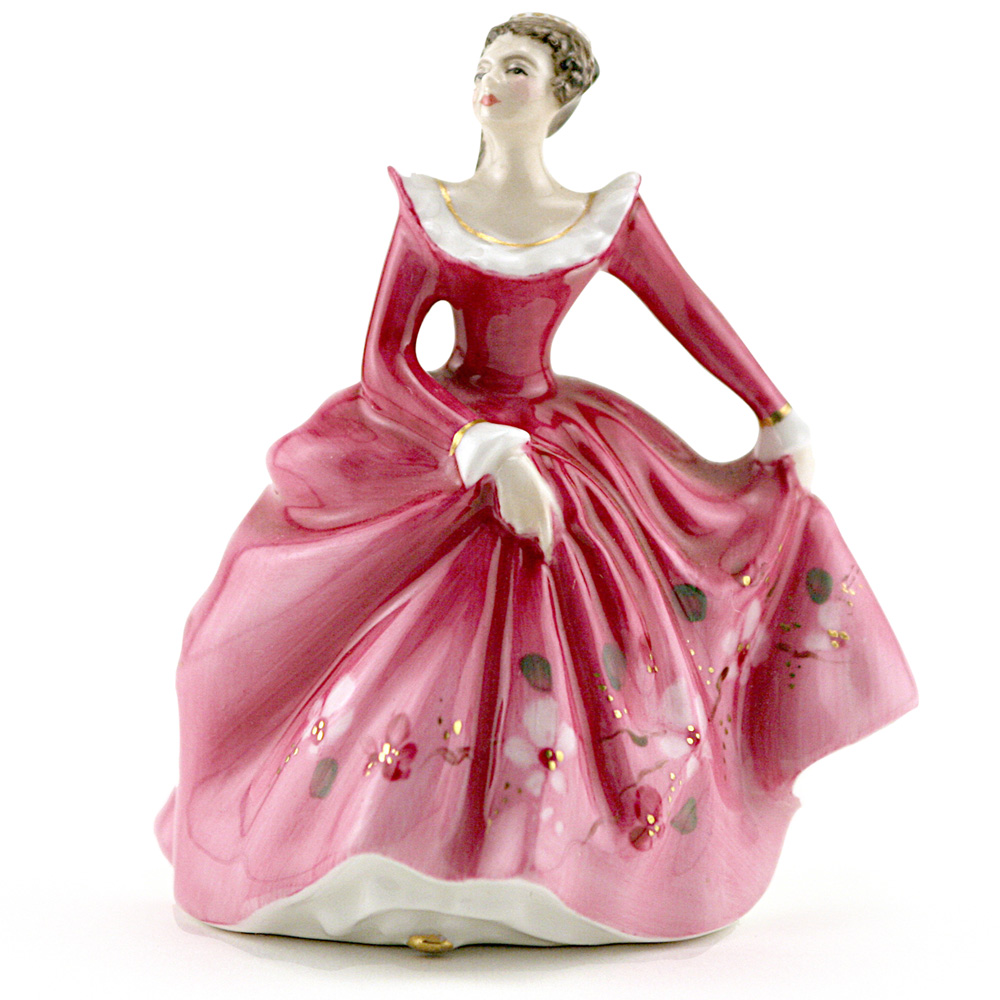 Fragrance HN3250 - Mini Gold - Royal Doulton Figurine