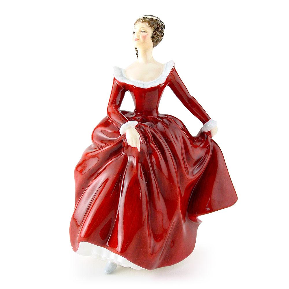 Fragrance HN3311 - Royal Doulton Figurine