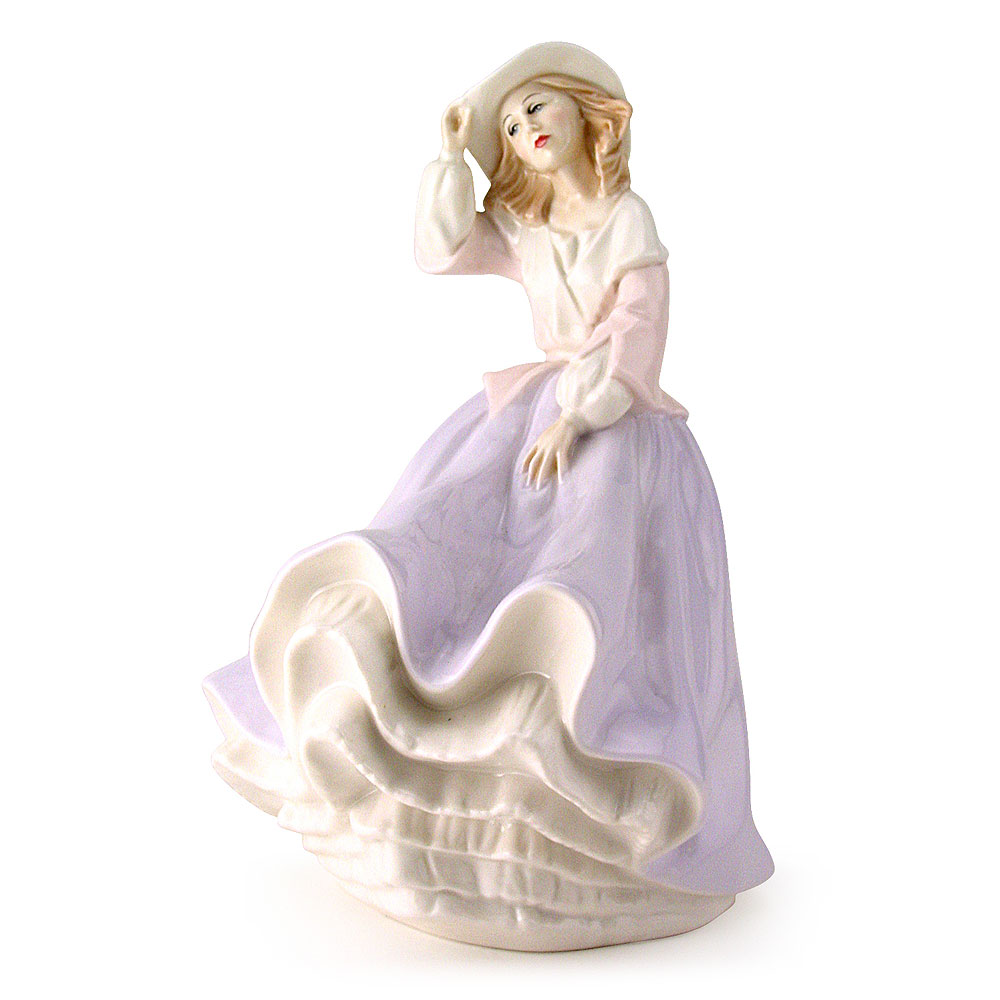 Free As The Wind HN3139 - Royal Doulton Figurine