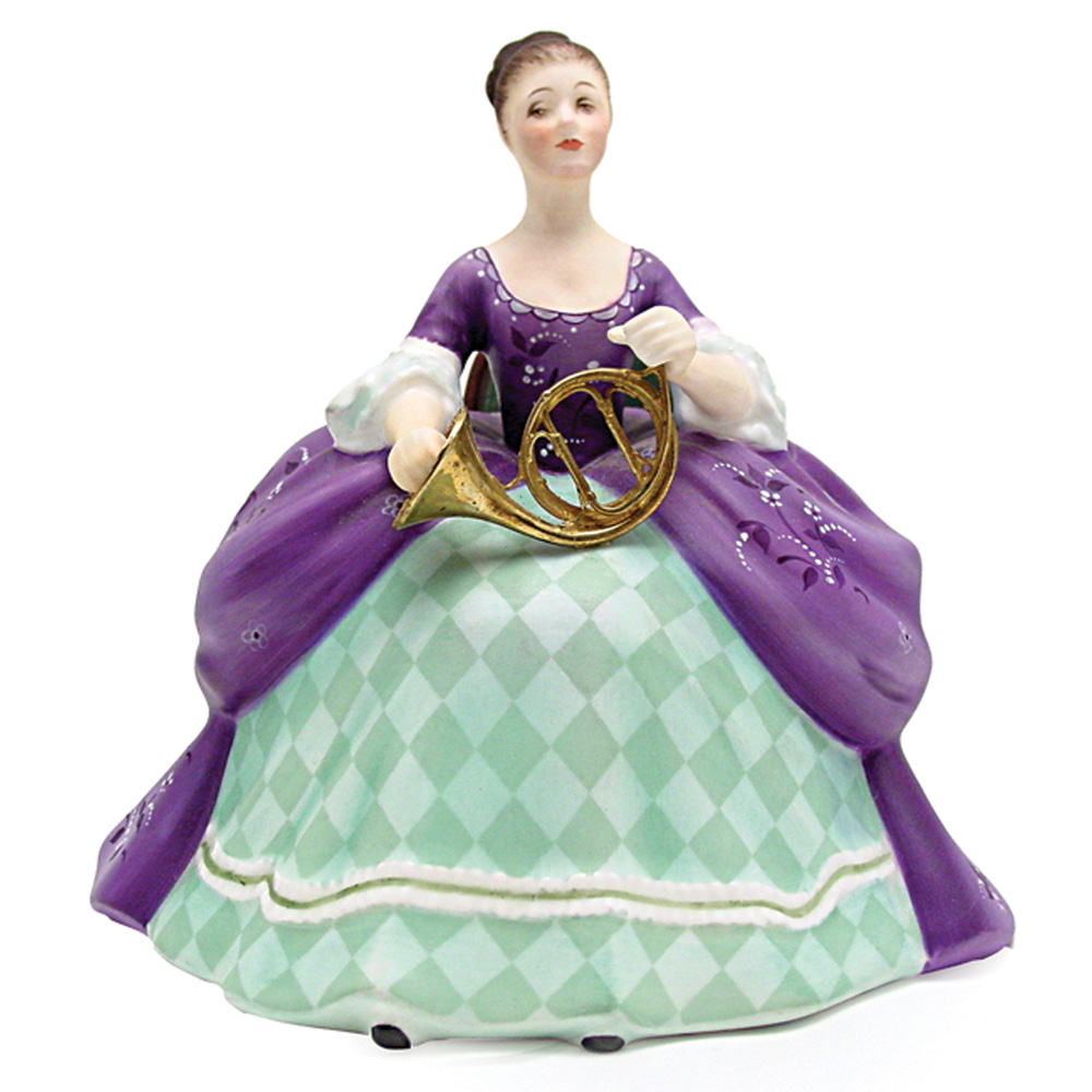 French Horn HN2795 - Royal Doulton Figurine