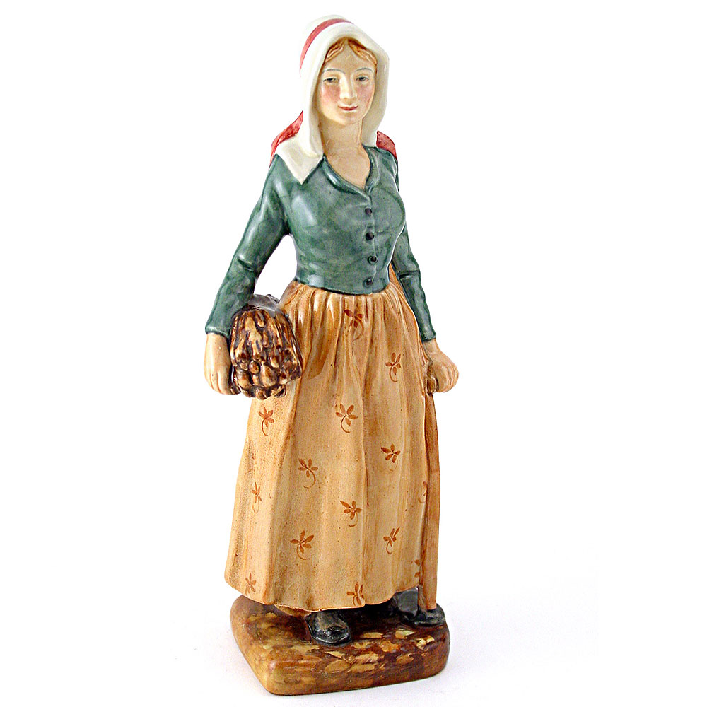 French Peasant HN2075 - Royal Doulton Figurine