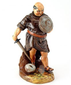 Friar Tuck HN2143 - Royal Doulton Figurine
