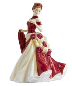 From The Heart HN5143 - Royal Doulton Figurine