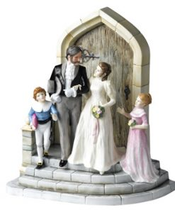 From This Day Forth HN5202 - Royal Doulton Figurine