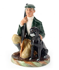 Gameskeeper HN2879 - Royal Doulton Figurine