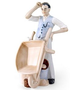 The Gardener HN3161 - Royal Doulton Figurine