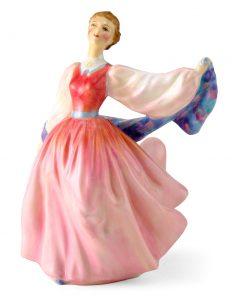 Gay Morning HN2135 - Royal Doulton Figurine