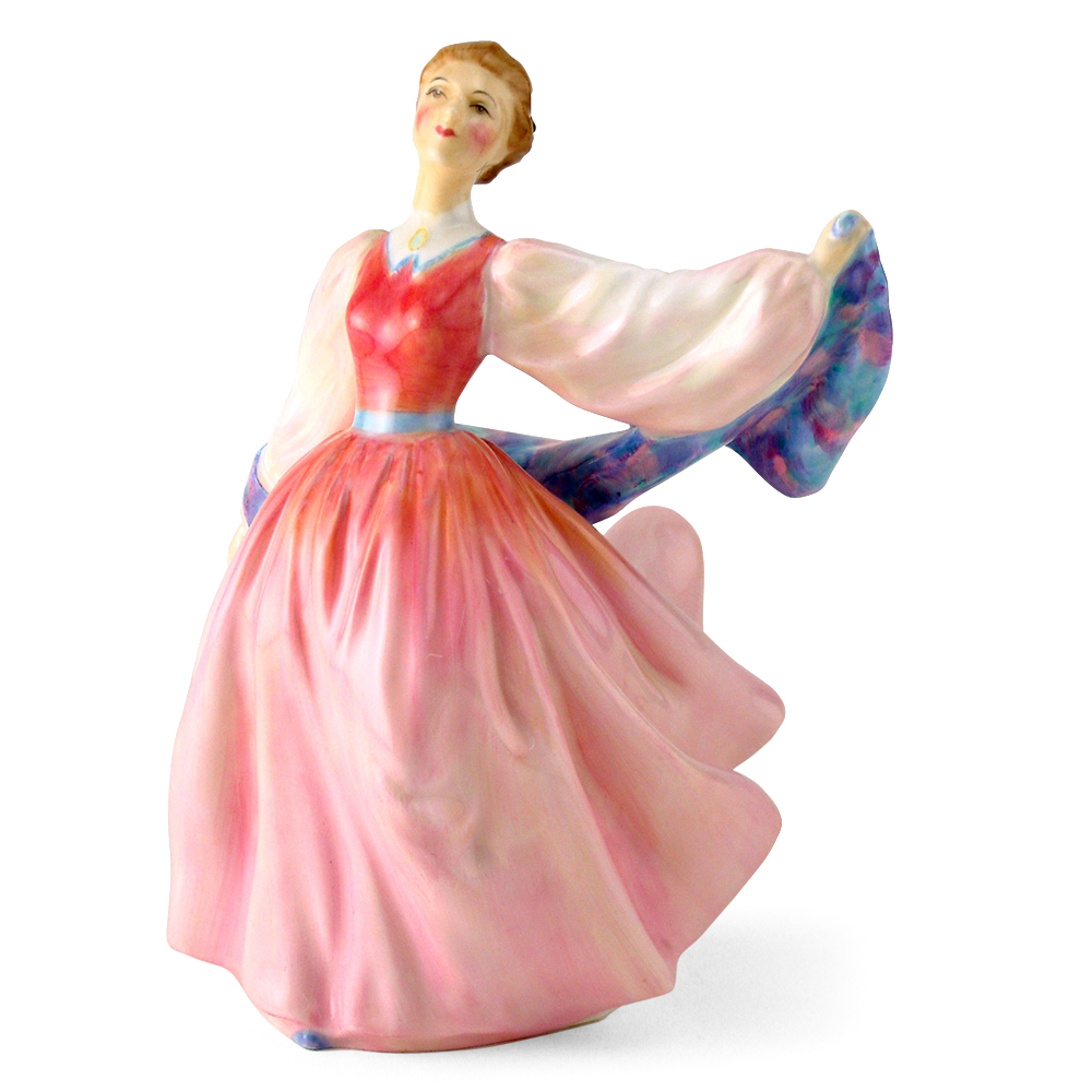 Gay Morning HN2135 - Royal Doulton Figurine