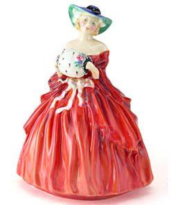 Genevieve HN1962 - Royal Doulton Figurine