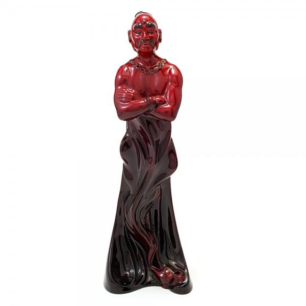 Genie HN2999 (Flambe) - Royal Doulton Figurine