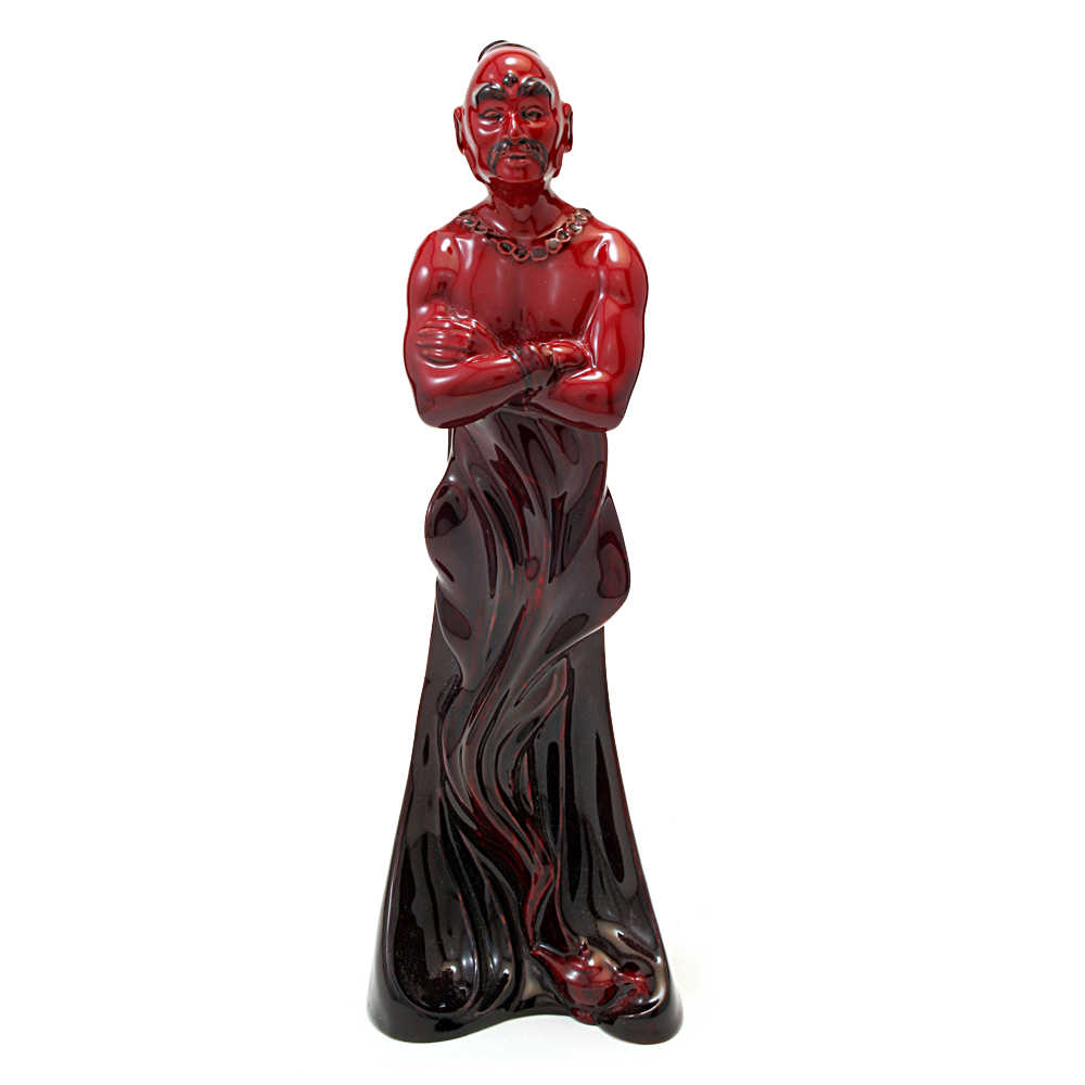 Genie HN2999 (Flambe) - Royal Doulton Figurine