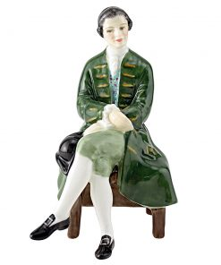 Gentleman from Williamsburg HN2227 - Royal Doulton Figurine