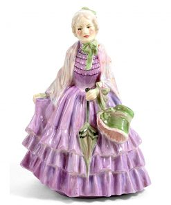 A Gentlewoman HN1632 - Royal Doulton Figurine