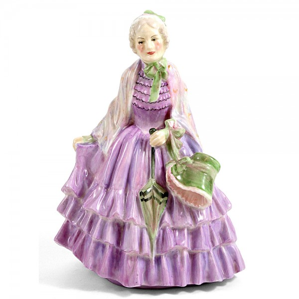 A Gentlewoman HN1632 - Royal Doulton Figurine