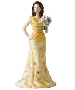 Georgia Earth HN5188 - Royal Doulton Figurine