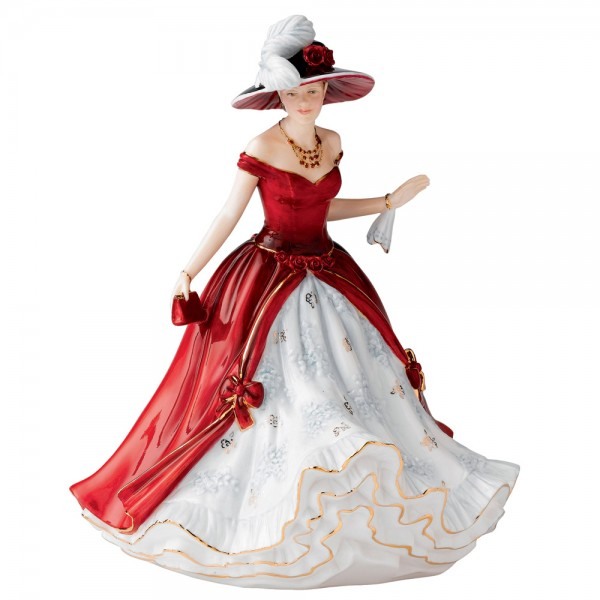 Georgia HN5540 – 2012 Royal Doulton – Figure of the Year 1